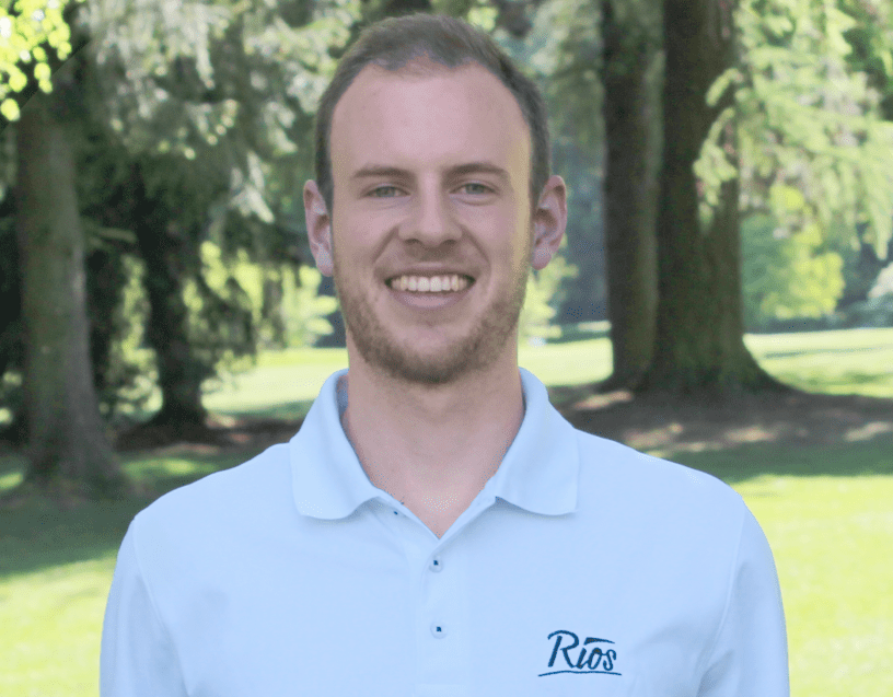 """""""Wir wollen die Art, Golf zu lernen, verändern"""" – Niko Osenberg von Rios Golf"""