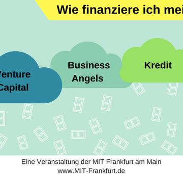 Wie finanziere ich mein StartUp?