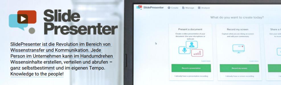 Head of Marketing (w/m) bei SlidePresenter in Frankfurt gesucht