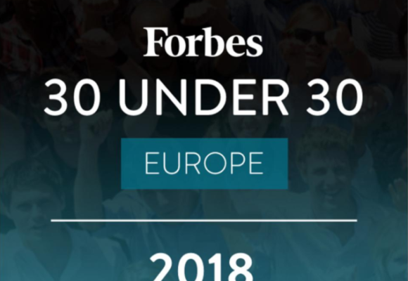 Forbes – 30 UNDER 30 RETAIL & ECOMMERCE