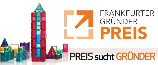 Frankfurter Gründerpreis 2018 – Bewerbungsphase bis zum 22. Februar