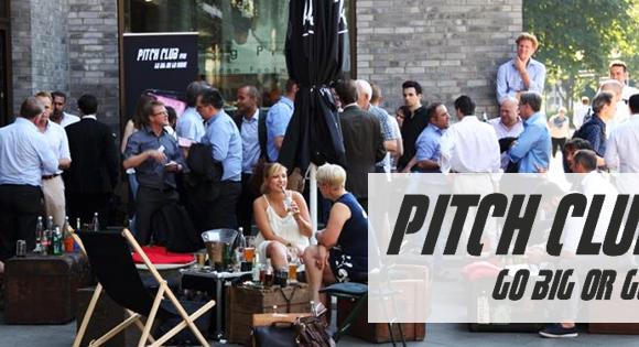 Pitch Club FFM #14 – Hessen Ideen im Thurn´N Taxis Palais