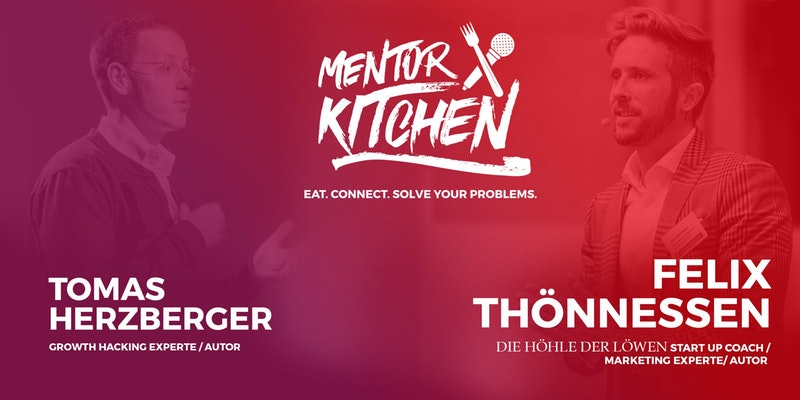 Mentor Kitchen – Eat. Connect. Solve your problems.