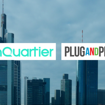 Plug and Play Announces Partnership with TechQuartier