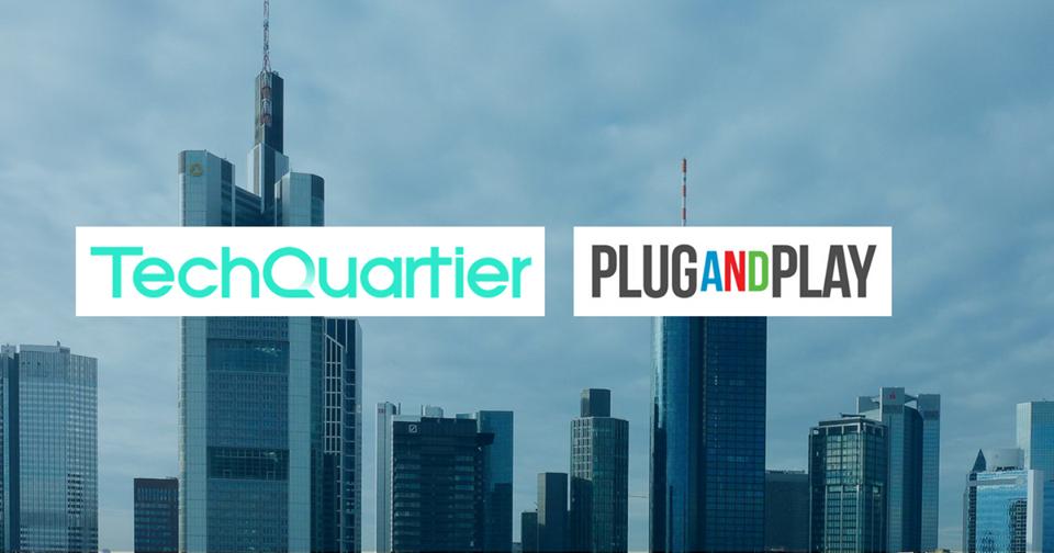 Plug and Play Announces Partnership with TechQuartier