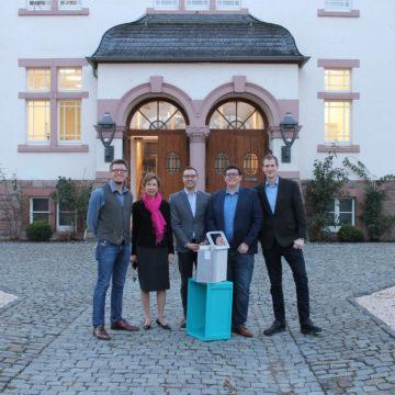 Finanzierungsrunde für das Startup für intelligente Kühlboxen TEC4MED (Nelumbox)