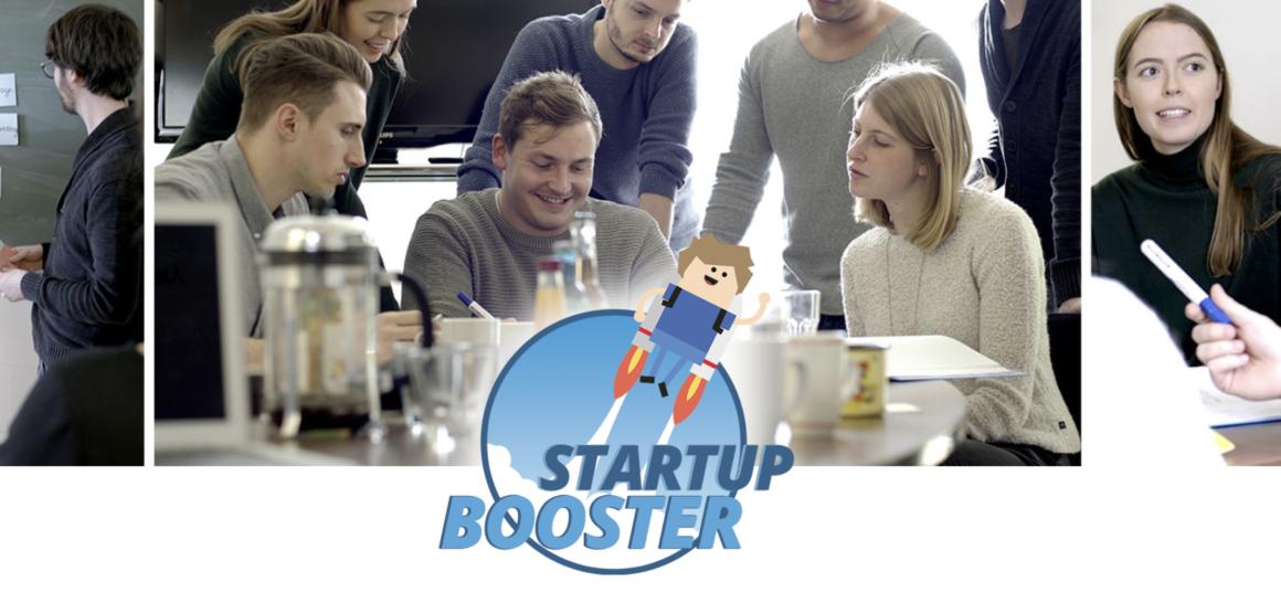 Startup Booster geht in die zweite Runde: neue Chance für die digitale Gründerszene