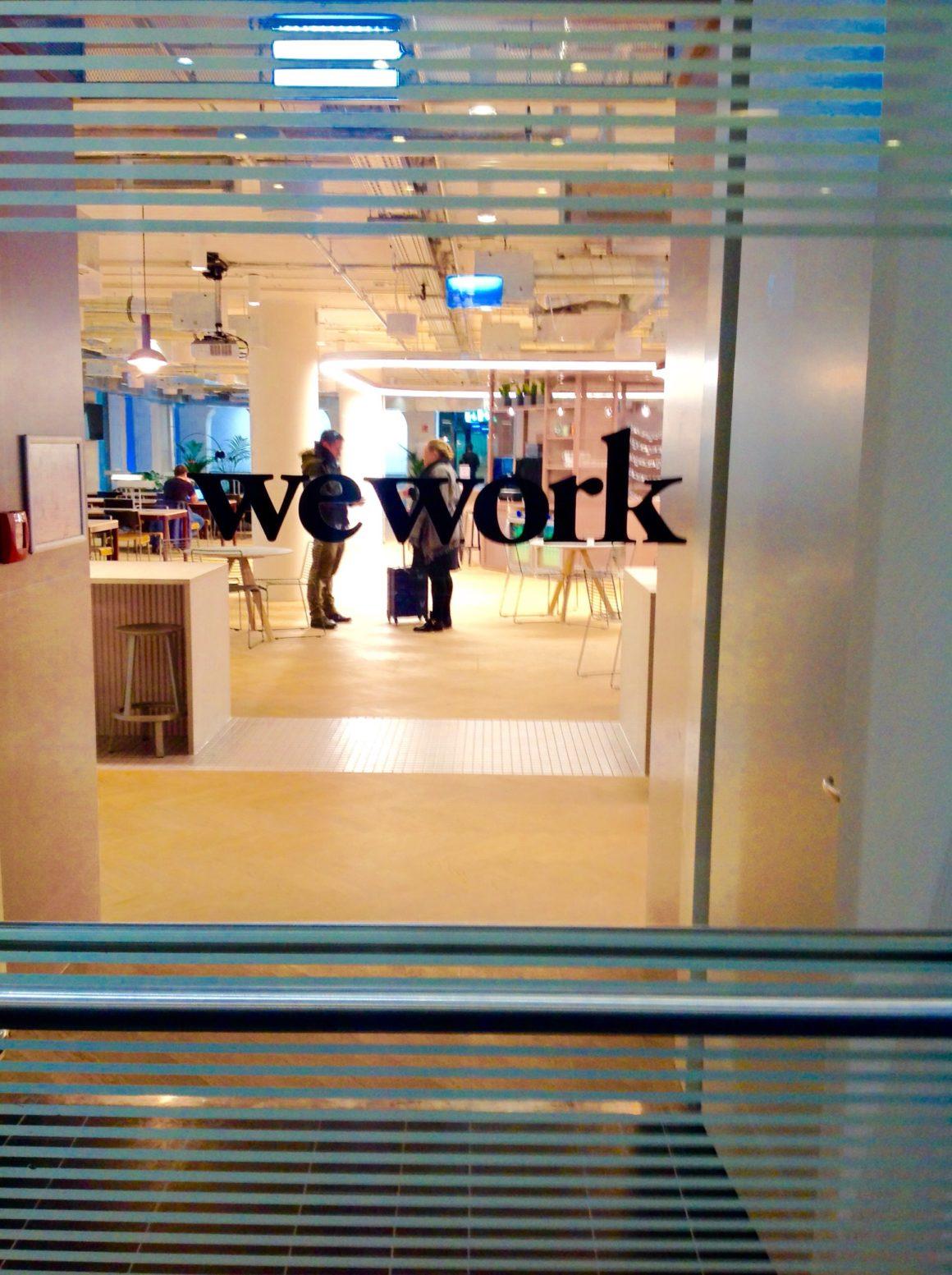 Open Office Friday: WeWork Goetheplatz