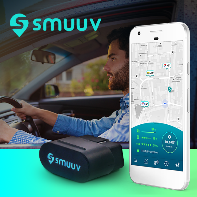 smuuv launches an Indiegogo crowd-funding campaign targeting young drivers