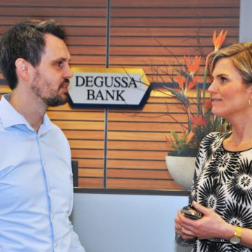 Frankfurter Fintech Giromatch & Degussa Bank schließen Kooperation