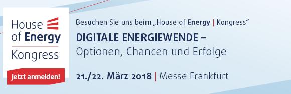 Start-up Nachmittag im Rahmen des House of Energy Kongresses