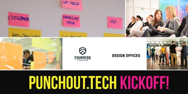 PunchOut.Tech: Idea to MVP! Frankfurt Edition 2018