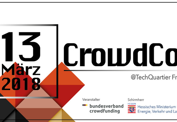 "Event of the Day: CrowdCon : ""The Crowd in a Changing Financial Ecosystem"""