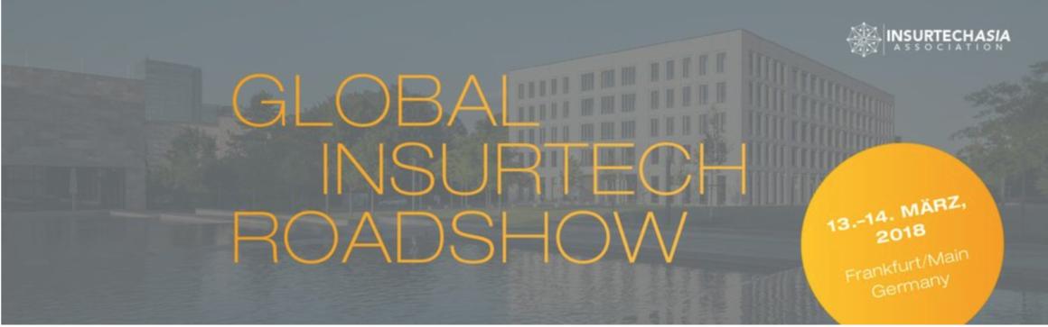 Tomorrow: Global Insurtech Roadshow