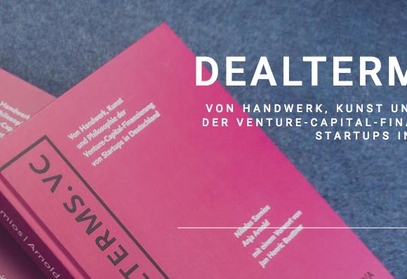 Buchtipp: Dealterms.VC schafft mehr Durchblick für Gründer