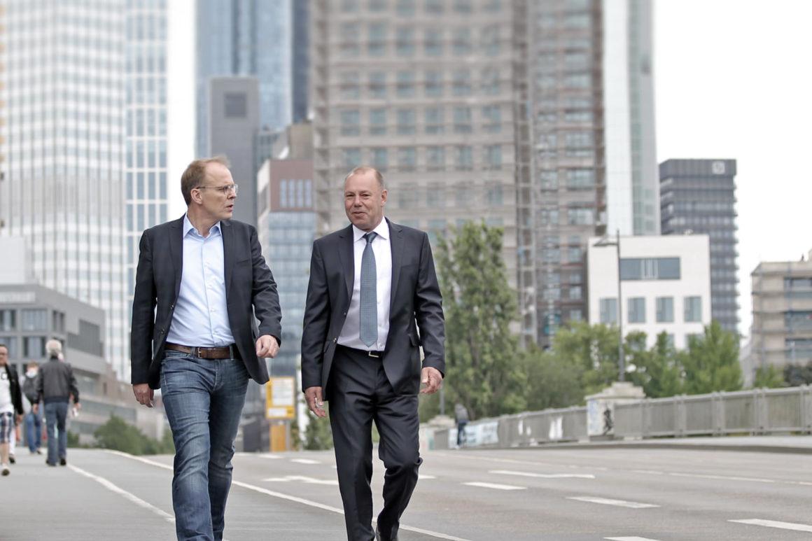 Frankfurter FinTech Giroxx schließt hohe sechsstellige Finanzierungsrunde ab