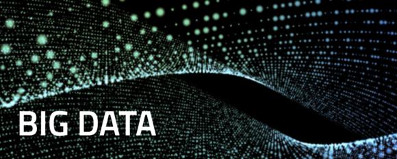 "Between the Towers: ""Big Data"" am 3. April 2018"