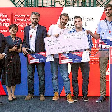 Hauck & Aufhäuser holt Start-up Accelerator Programm Protechting erstmals nach Deutschland