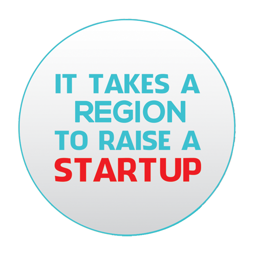 It takes a region to raise a Startup