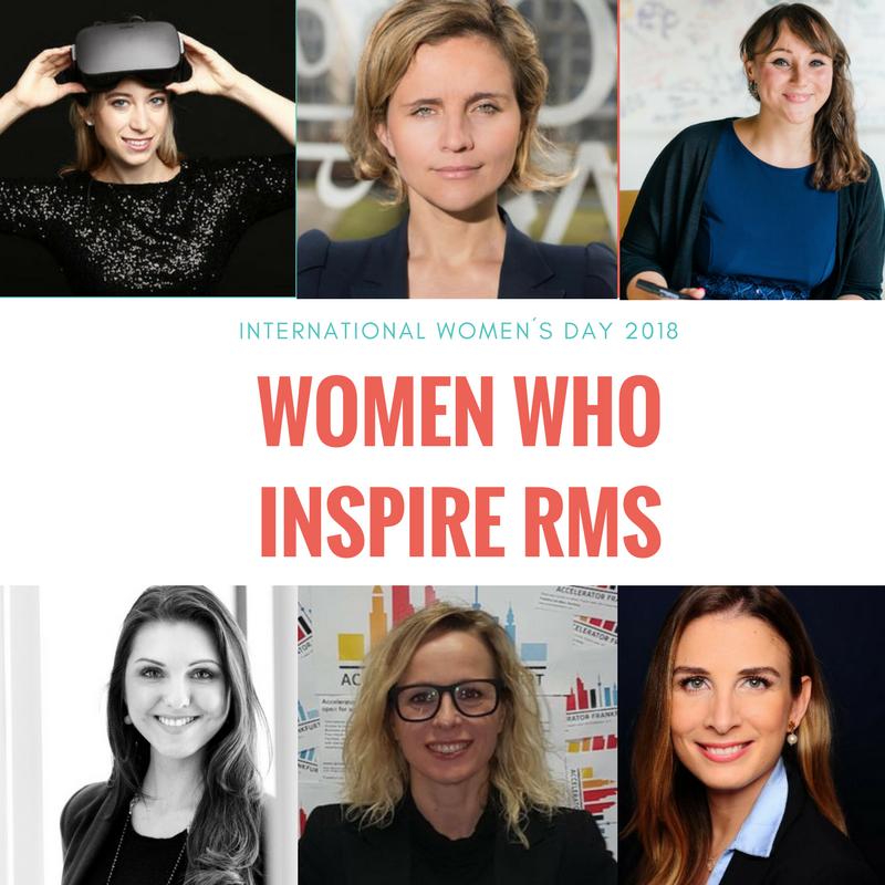 Women Who Inspire RMS