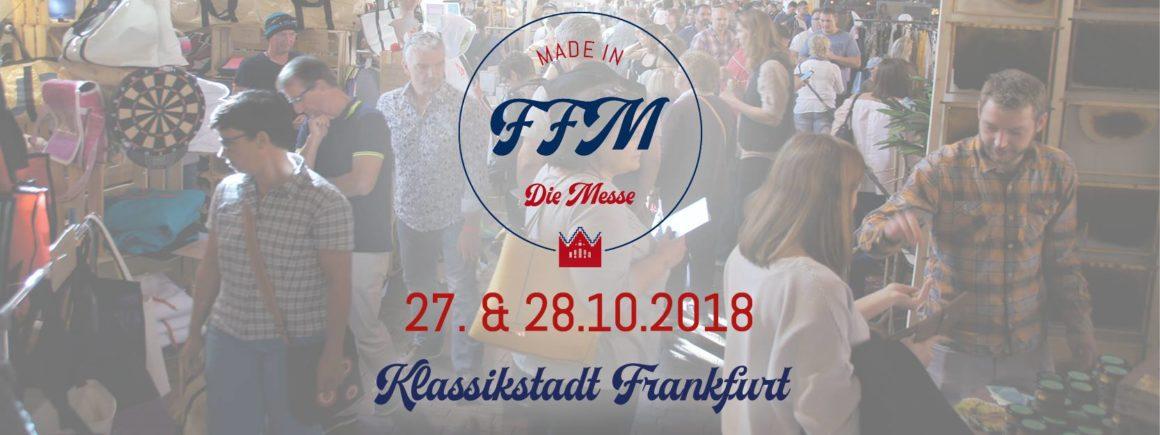 Made in FFM 2018 / Calling all Frankfurt Makers