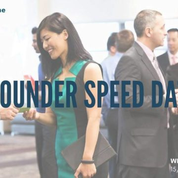 Co-Founder Speed Dating Night – next month
