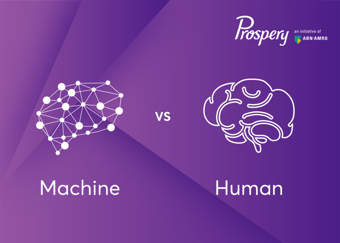 """Human vs Machine. Who will manage your wealth in 2025"""