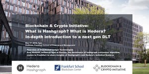 Blockchain & Crypto Initiative: What is Hashgraph? What is Hedera? In-depth introduction to a next gen DLT