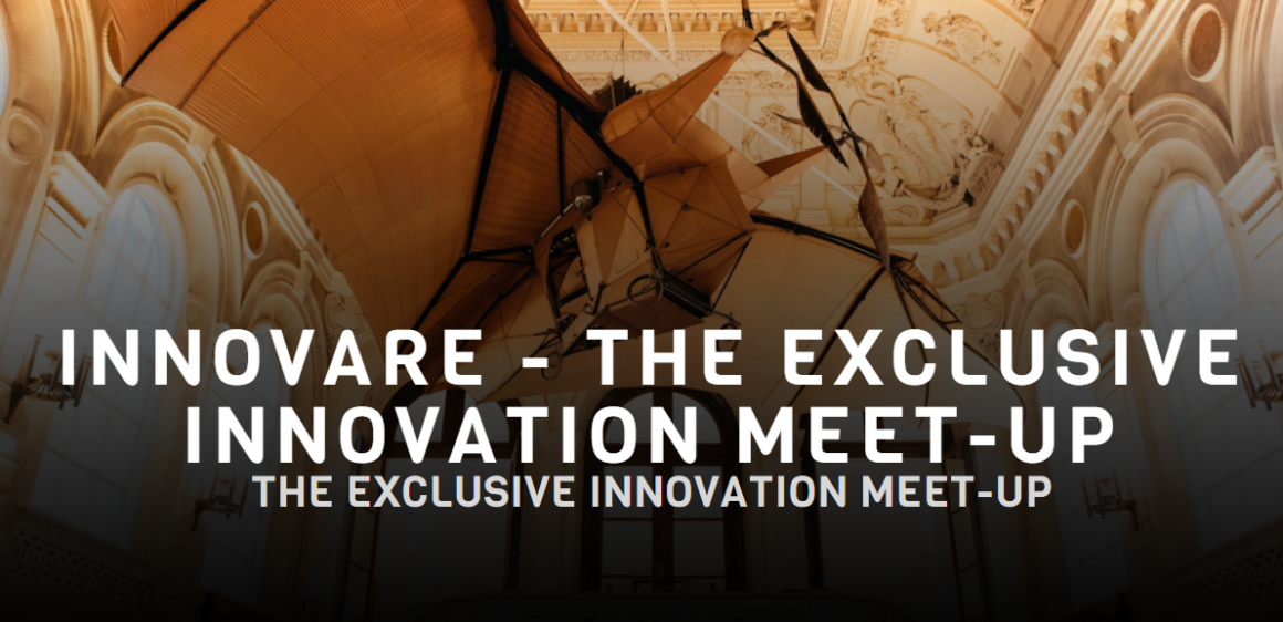 Innovare Edition 4 with GTEC, UNION INVESTMENT and WEWORK on Thursday, 12th at 6pm