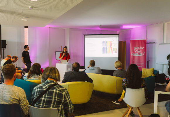 Startup Guide Frankfurt – nominations reminder and highlights from event Kick-off