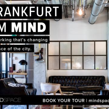 Der Countdown läuft: Mindspace erobert die Frankfurter Innenstadt