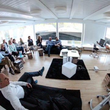 Storytelling aus den USA im Coworking Space Königstein