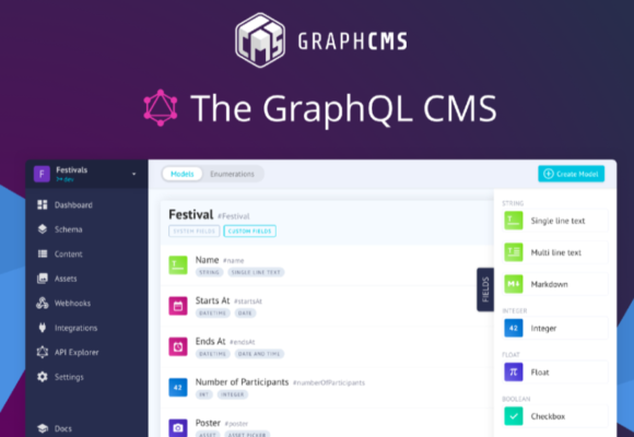 GraphCMS Launches Redesign, Lands Funding