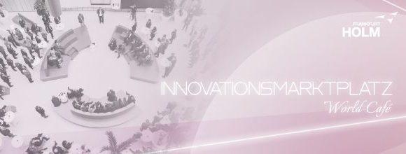 3. HOLM Innovationsmarktplatz am 4. September