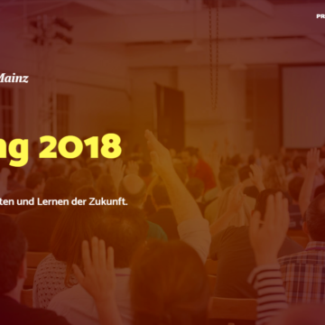 New Work und Gamification: Erste Digital-Konferenz TALENT THINKING in Mainz