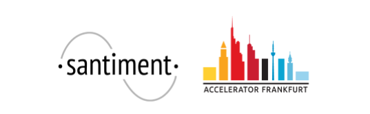Accelerator Frankfurt partners with Santiment  to set up the Blockchain Hub