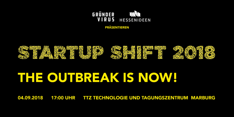 Startup Shift in Marburg