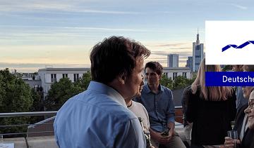 Rooftop Talks #9 im FinTech Hub