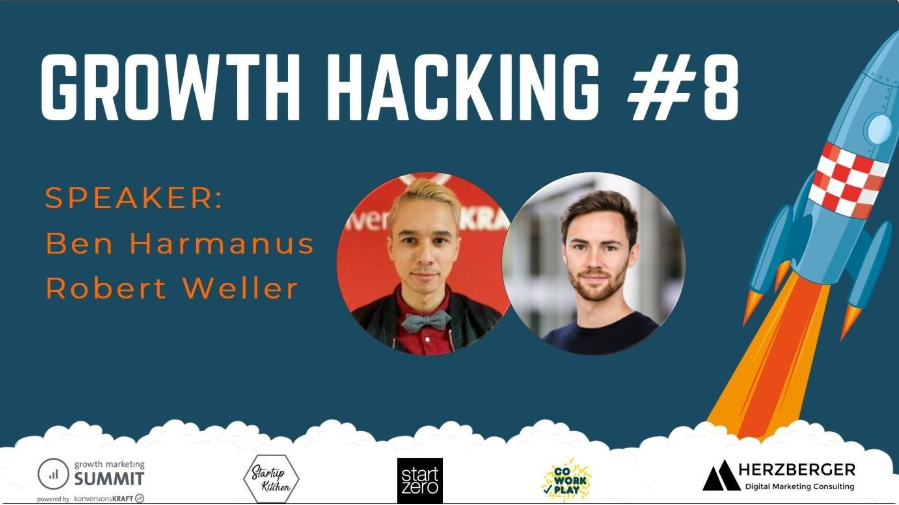 Growth Hacking Meetup #8 (powered by konversionsKRAFT)