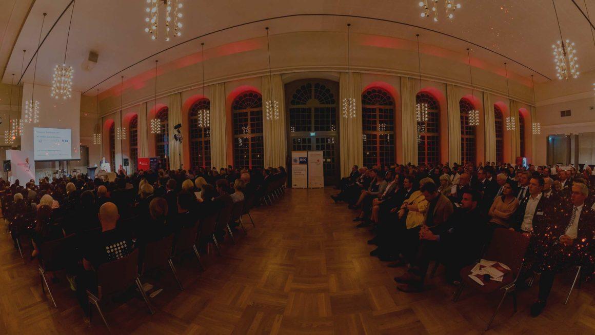 Last Call! Bewerbungsfrist für Hessischen Gründerpreis endet heute