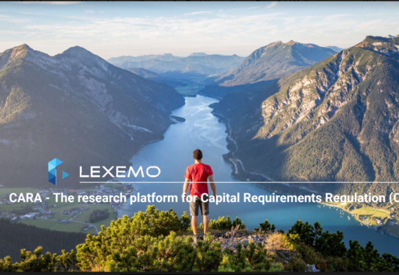 Lexemo announces product launch of CARA, the efficient CRR research, visualization & knowledge sharing tool