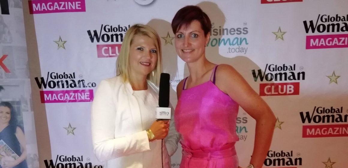 Global Woman  Club lands in Germany via Frankfurt