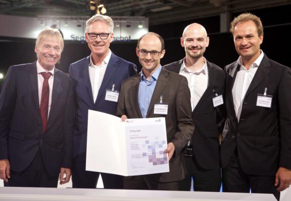 """""""Gründerwettbewerb – Digitale Innovationen"""": Darmstädter Startup Xelera ausgezeichnet"""