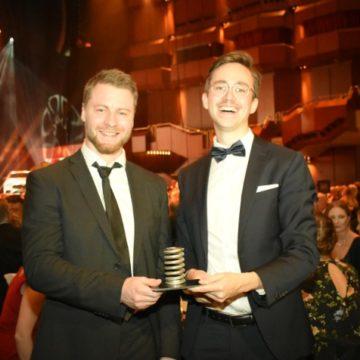 Marken Gala: SUPERKORB holt Newcomer-Preis