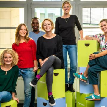 Soziales Startup aus Frankfurt: Nächster Gründerpreis für ZuBaKa