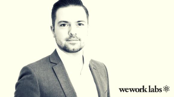 WeWork Labs: Deutschland-Chef David Wohde im Interview