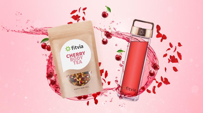 Fitvia: Achtstelliger Umsatz mit Tees für Influencer