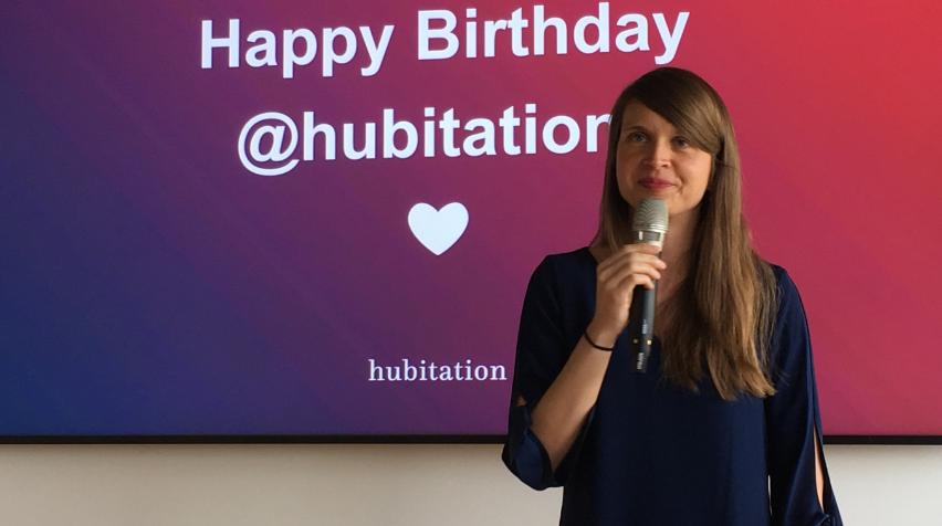 hubitation: Prominente Unterstützung für innovative Wohnkonzepte