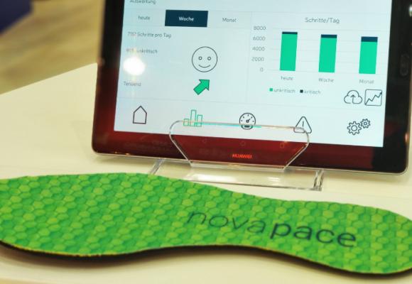 novapace: Smarte Sohle für ein besseres Leben