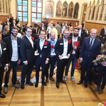 Otto ID Solutions gewinnt den Frankfurter Gründerpreis 2019